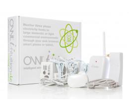 Compteur de consommation électrique triphasé Intuition-lc - OWL