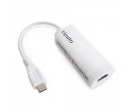 Adaptateur micro-USB vers Ethernet pour Zipatile - Zipato