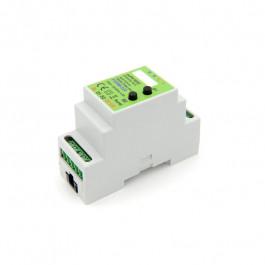 Adaptateur euFIX DIN pour Fibaro FGR-222 (avec boutons) - Eutonomy