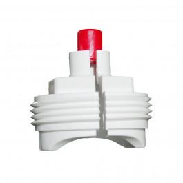 Adaptateur plastique Danfoss Living Connect pour vanne Giacomini