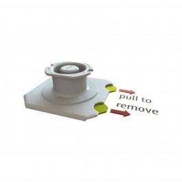 Système de fixation pour produits PowerCube (3 fixations)- Allocacoc
