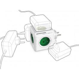 Bloc Multiprise Compact (5 Prises) - Allocacoc