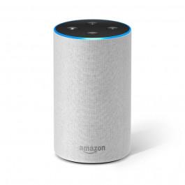 Assistant vocal Amazon Echo Génération 2 Sable- Amazon