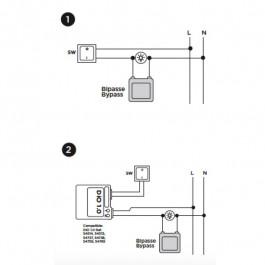 Bypass pour ampoule LED/ÉCO - DiO