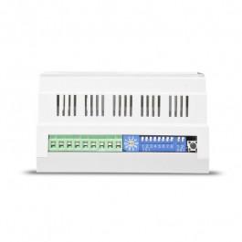 Récepteur actionneur rail din 868,3 MHz - Marche/Arrêt/Impulsionnel - 4 x 10A - Edisio