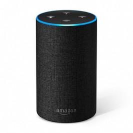 Assistant vocal Amazon Echo Génération 2 Anthracite - Amazon
