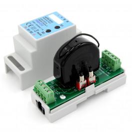 Adaptateur euFIX DIN pour Fibaro FGD-212 (avec boutons) - Eutonomy