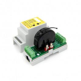 Adaptateur euFIX DIN pour Fibaro FGS-222 (avec boutons) - Eutonomy