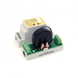 Adaptateur euFIX DIN pour Fibaro FGS-223 (avec boutons) - Eutonomy