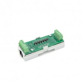 Adaptateur euFIX DIN pour Fibaro FGS-223 (sans boutons) - Eutonomy