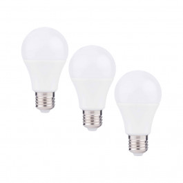 Lot de 3 ampoules led 7W blanc naturel - FamilyLed