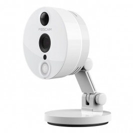 Caméra intérieure IP C2 Wifi FullHD blanche - Foscam