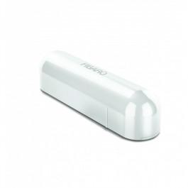 Détecteur d'ouverture Z-Wave blanc avec sonde de température - Fibaro