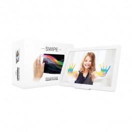 Contrôleur gestuel domotique Swipe Z-Wave Plus blanc  - Fibaro