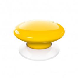 Bouton de commande Z-Wave Plus jaune - Fibaro