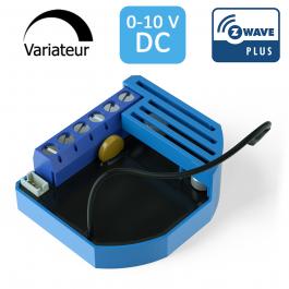 Module Variateur 0-10V Z-Wave Plus encastrable - QUBINO
