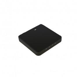 Sonde température, humidité et luminosité dans un boitier noir pour IPX800v4