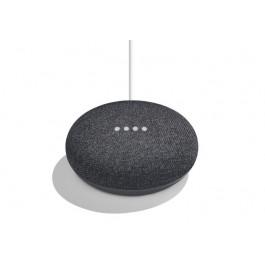 Assistant vocal Google Home Mini Charbon - Google