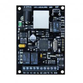 Contrôleur de puissance avec analyse de la température et humidité - IQtronic