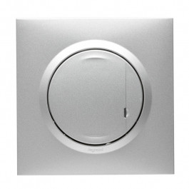Commande sans fil on/off Dooxie with Netatmo avec plaque Aluminium