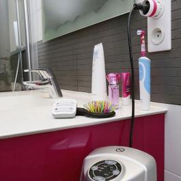 Télécommande sans pile enOcean Soft Remote blanche - NodOn