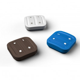 Télécommande sans pile enOcean Soft Remote bleue - NodOn