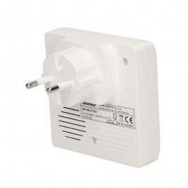 Kit de sonnette 230V avec bouton sans pile - Smartek