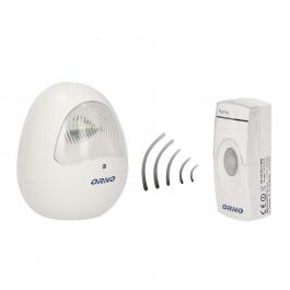 Sonnette sans fil AC 230 V 3 modes IP44 - Orno
