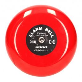 Sirène rétro style alarme incendie - Orno