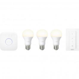 Kit de démarrage Philips Lighting Hue blanc chaud - Philips