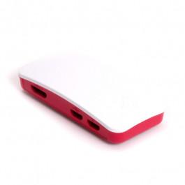 Boîtier officiel rose et framboise pour Raspberry Pi Zéro