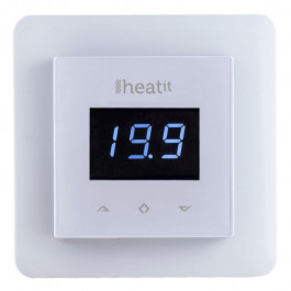 Thermostat HeatIt Multireg Z-Wave Blanc - ThermoFloor