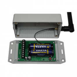 Modem 2 Téléinformation EDF et 2 impulsions sans fil 868 MHz