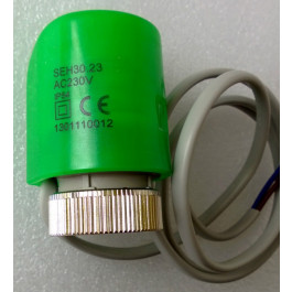 Electrovanne pour chauffage connection M30x1.5