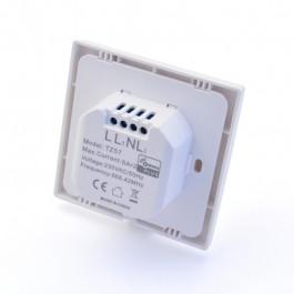 Double interrupteur deux charges Z-Wave Plus blanc - TKB Home