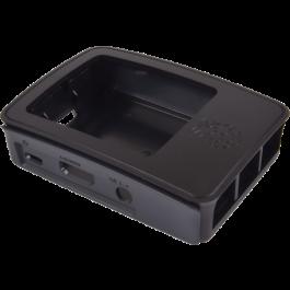 Boitier officiel noir et gris pour Raspberry Pi version 3