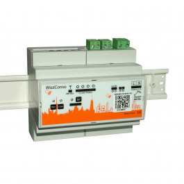 Module de mesure de la consommation EnOcean format DIN - Ubiwizz