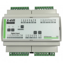 Extention X-4VR - GCE Electronics