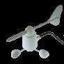 [PRODUIT-D'OCCASION] Station météo Z-Wave avec thermo-hygromètres, anémomètre, pluviomètre - Qubino
