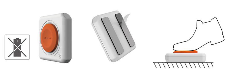 bloc multiprise 4 prises avec interrupteur et t l commande allocacoc. Black Bedroom Furniture Sets. Home Design Ideas