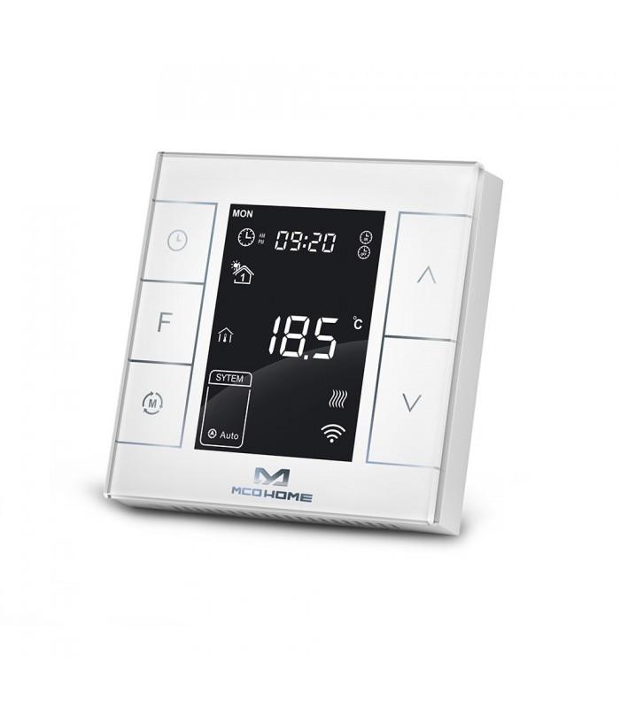 thermostat pour radiateur lectrique z wave mco home. Black Bedroom Furniture Sets. Home Design Ideas