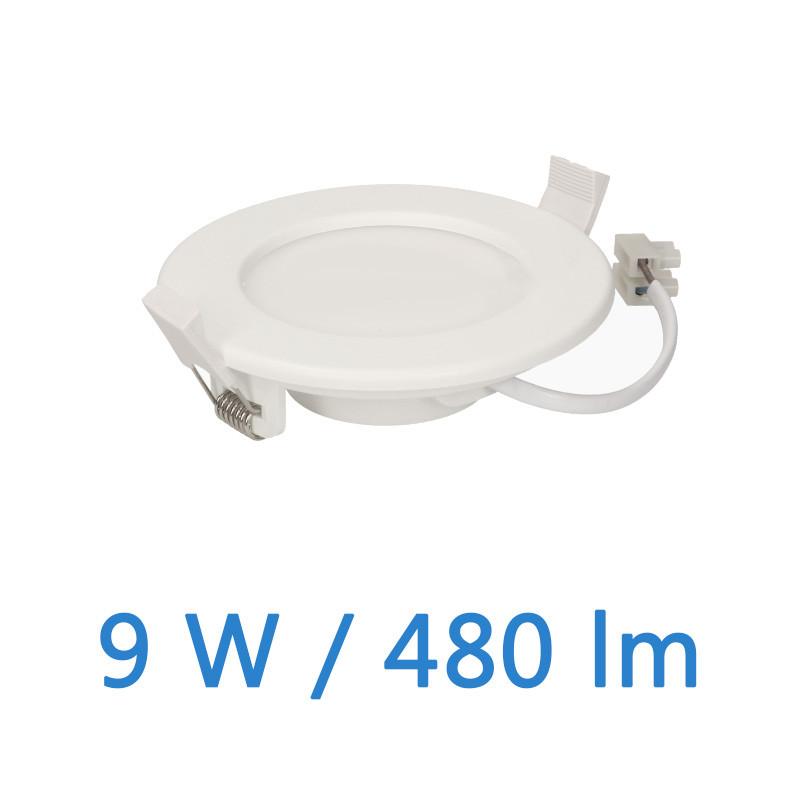 Applique LED de plafond EURUS 9 W 480 lm Orno