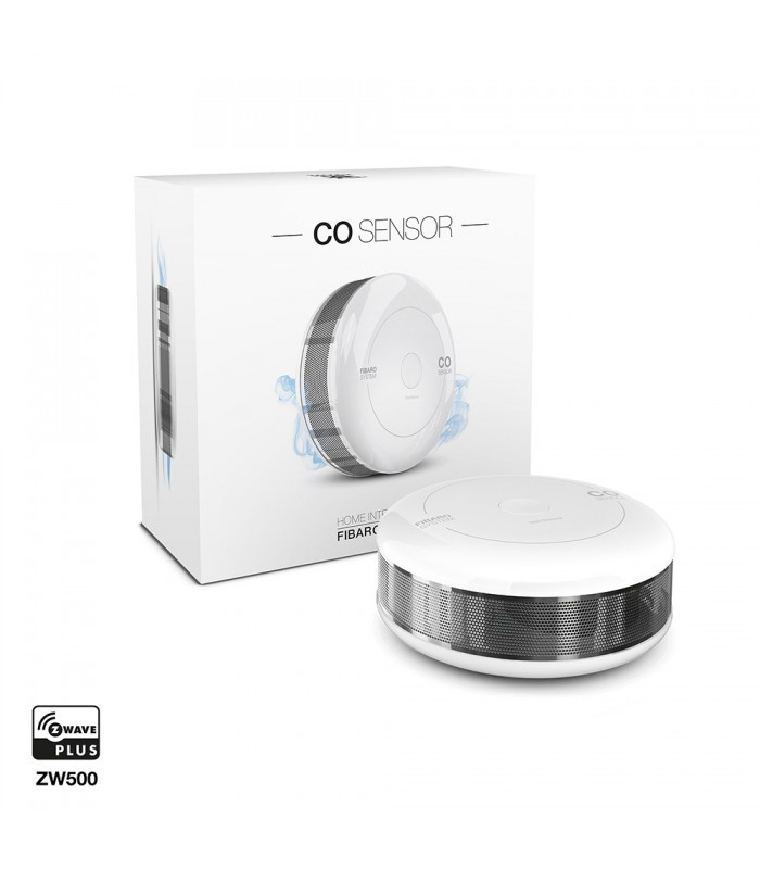 reconditionn d tecteur de monoxyde de carbone z wave co sensor fibaro. Black Bedroom Furniture Sets. Home Design Ideas