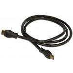 Câble HDMI BASIC-S, fiche male A - male A, 1,5 m