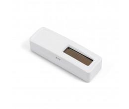 Capteur de température enOcean sans fil ni pile - Blanc - NodOn