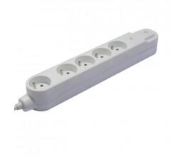 Multiprise WiFi 5 x 16 A câble 1,5 m - Chacon