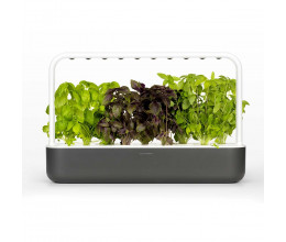 Jardin d'intérieur Smart Garden 9 Dark Grey - Click and Grow