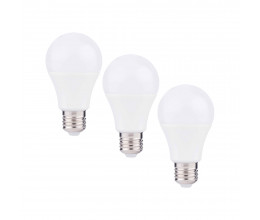 Lot de 3 ampoules led 10W blanc naturel - FamilyLed