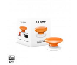 Bouton de commande Z-Wave Plus orange - Fibaro