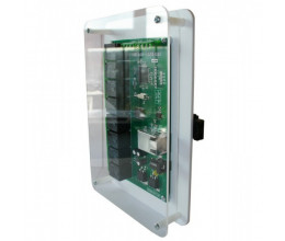 Support rail Din pour cartes IPX - GCE Electronics